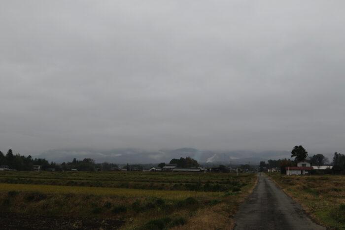 11月27日(水) AM 7:45 前橋市苗ケ島町