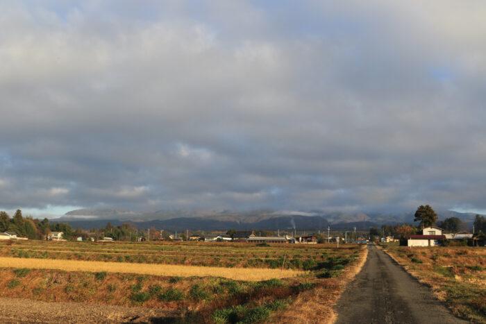 12月11日(水) AM 7:44 前橋市苗ケ島町