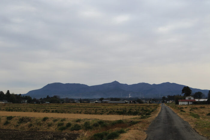 12月26日(木) AM 7:40 前橋市苗ケ島町