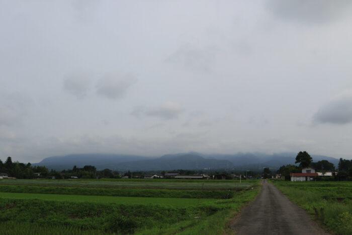 6月18日(木) AM 7:40 前橋市苗ケ島町