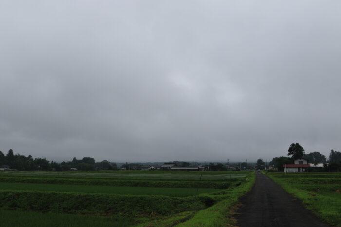 7月1日(水) AM 7:42 前橋市苗ケ島町
