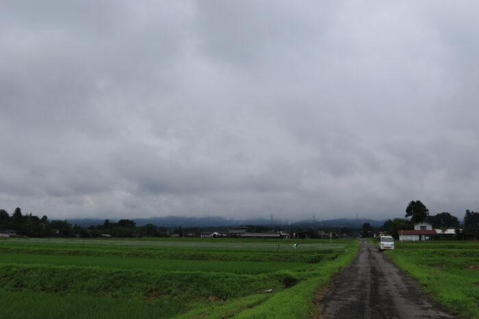 7月4日(土) AM 11:40 前橋市苗ケ島町