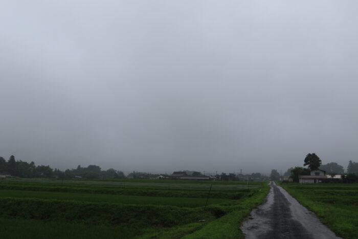 7月6日(月) AM 6:52 前橋市苗ケ島町