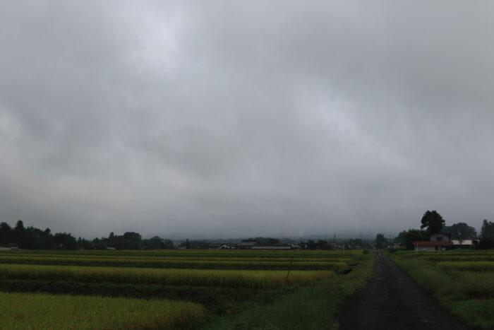 9月15日(火) AM 7:50 前橋市苗ケ島町